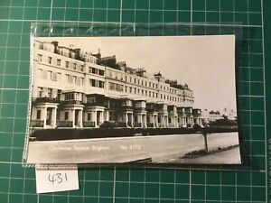 Vintage Postcard Chichester Terrace Brighton