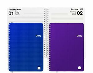 Week View/ Day Per Page/ 2 Day Per Page/ Fortnight View Start Any Month Diary!