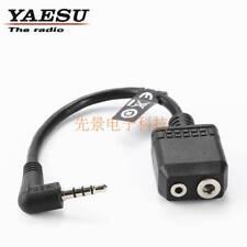 Genuine Yaesu CT-44 Microphone Mic adaptor for VX-1R VX-2R VX-3R VX-5R FT-60R