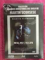 Mauvaises Routes DVD Neuf Scellé Martin Scorsese Robert De Niro Espagnol Anglais