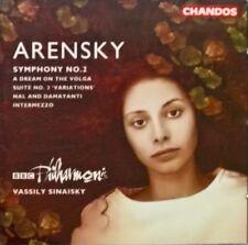 Anton Arensky - Arensky: Symphony No. 2, etc. (2003) Sinaisky  Chandos