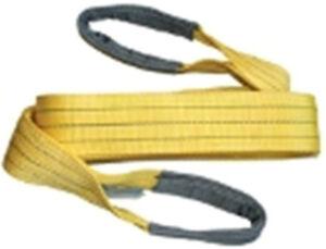 3 Ton x 4 mtr Duplex web Sling / Lifting strap / Hoist