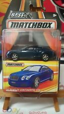Matchbox  '06 Bentley Continental GTE  (N21)