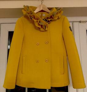 Girls Monalisa Coat 12