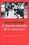 Discreto encanto de la subversión, el. ENVÍO URGENTE (ESPAÑA)
