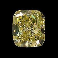 Yellow VS1 Loose Natural Diamonds