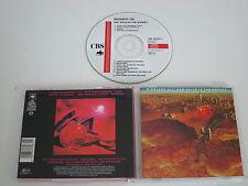 MIDNIGHT OIL/RED SNAILS IN THE SUNSET(CBS 463083 2) CD ALBUM