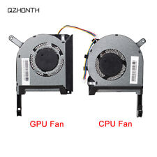 New CPU+GPU Cooling Fan For ASUS FX705 FX705G FX705GM FX86 FX86SM FX505 FX505D