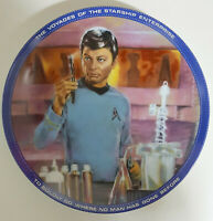 Star Trek Vintage 1983 Dr Mccoy Plate Ernst Hamilton Collection Limited Edition