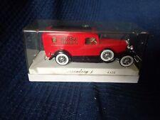 voiture camion pompier jouet collection solido duesenberg j 4156 dans sa boite