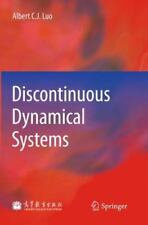 Discontinuous Dynamical Systems: By Albert C. J. Luo