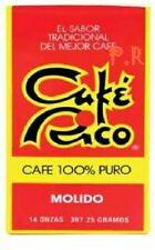 2 Pack Coffe Rico 14oz de Puerto Rico