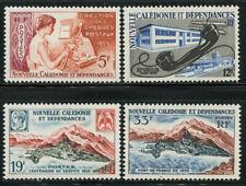 New Caledonia 1959 Postal Service set Sc# 311-17 NH