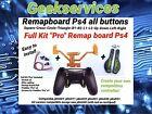 "Full Kit ""Pro"" Remap board Ps4 creer votre manette a palettes! Easy Remapper Ps4"