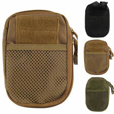 Tactical Molle Pouch Belt Waist Fanny Pack Bag Phone Pocket Military Waist Bags