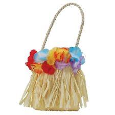 Sac Hawaïenne Hula Deguisees Accessoire Luau Bag #fr