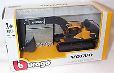 Volvo EC220E Excavator 1-50 Scale Burago new in box
