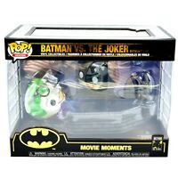 Funko Pop! Heroes Batman vs The Joker 1989 80th Anniversary Movie Moment #280