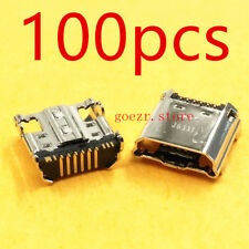 "100 X Micro USB Charging Port For Samsung Galaxy TAB 3 SM-T217T LTE 7"" Tablet"