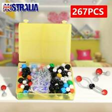 267pcs Molecular Model Set Organic Chemistry Science Atom Molecules & Links Kit
