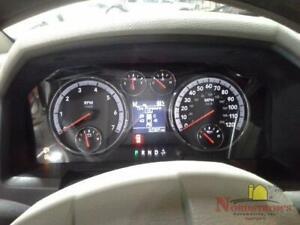 2010 Dodge 1500 Pickup SPEEDOMETER INSTRUMENT CLUSTER GAUGES