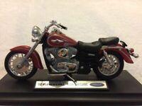 Motorbikes, Kawasaki Vulcan,  New & Sealed 1/18