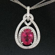 Joyería naturales turmalina diamante