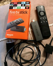 Amazon Fire TV Stick With Alexa Voice Remote 2nd Generation