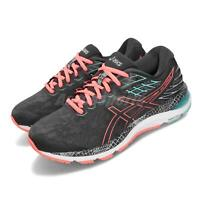 Asics Gel-Cumulus 21 Lite-Show 2.0 Grey Coral Women Running Shoes 1012A542-020