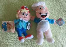 New LOT Kelloggs General Mills Breakfast Cereal TOYS Crackle Wendell Baker Rice