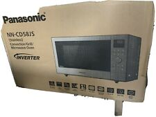Panasonic NN-CD58JS Inverter Combination Microwave,grill,oven