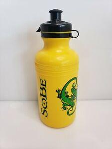 Vintage Specialized Sobe Watter Bottle Yellow Green HTF