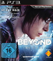 Sony Playstation 3 Beyond two Souls 2 Kult Klassiker Nachfolger Heavy Rain OVP