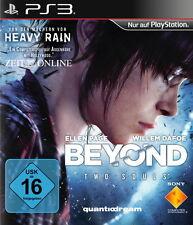 Beyond: two Souls para ps3 * top * (con embalaje original) UE import, portogus.
