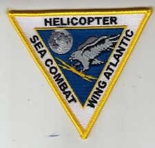 HELICOPTER SEA COMBAT WING ATLANTIC COMMAND CHEST PATCH