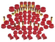 Prothane Total Suspension Bushing Kit Galant & DSM ECLIPSE 95-99 FWD / AWD Red
