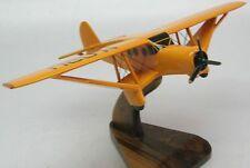 C-27 Bellanca C27 Aircruiser Airplane Wood Model Replica Sml Free Shipping