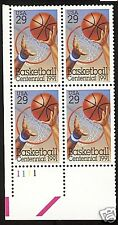 2560 Plate block 29cent Basketball College NCCA pros