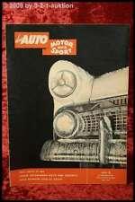AMS Auto Motor Sport 3/57 Lloyd LP 600 DKW Universal Kombi