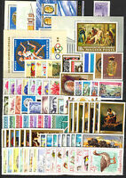 Hungary 1968. Full year sets with souvenir sheets MNH Mi: 95 EUR !!