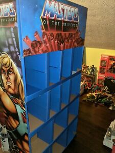 Masters Of The Universe Display Walmart