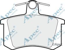 REAR BRAKE PADS FOR AUDI A8 GENUINE APEC PAD827