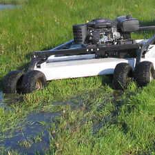 AcrEase Wetlands Kit, Rough Cut Mower