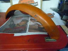 garde boue avant orange motobecane 125 lt