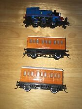 Vintage Mantua HO Scale Thomas The Tank Engine W/ Coaches Annie And Clarabel