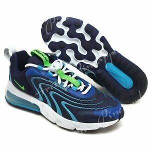 Nike Air Max 270 React ENG Men's Sz 6 Blackened Blue Shoes CJ0579-400 NIB No Lid