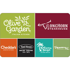Food & Beverage Gift Cards | eBay