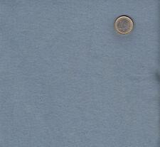 1 m Baumwoll Jersey uni stahlblau, steel, etwas dickere Qualität, Schlauch