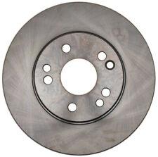 Disc Brake Rotor-Non-Coated Front ACDelco Advantage 18A543A