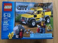 Lego mining 4x4 (4200)
